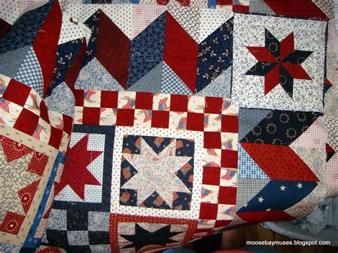 Wallis Has A Go At The Quilted Bay Bag by Moose Bay Muses Another Scrappy Quilt Coming Up
