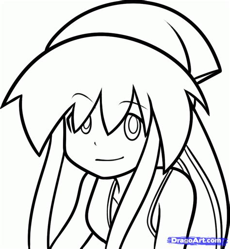 How To Draw Squid Girl Squid Girl Step By Step Anime Characters Anime Draw Japanese Anime Drawing Pages