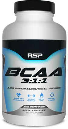 Rsp Bcaa 200 Caps Platinum Bcaa Mp Bcaa Ast Bcaa bcaa 3 1 1 by rsp nutrition at bodybuilding best prices on bcaa 3 1 1