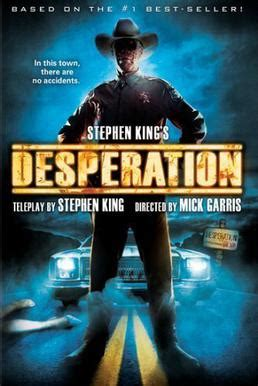 Vcd Original Desperation Stephen King Stephen King S Desperation
