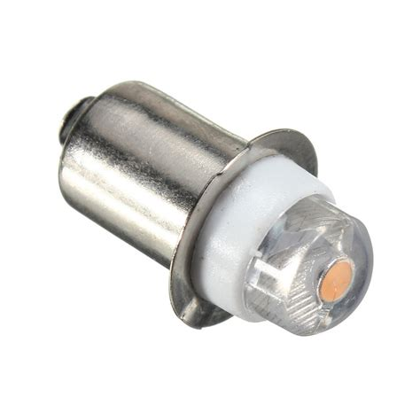 Led Flash Light Bulbs P13 5s Pr2 0 5w Led For Focus Flashlight Replacement Bulb Torches Work Light L 60 100lumen