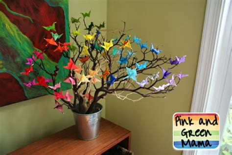 Origami Wish - 17 best images about origami paper crane mobiles on