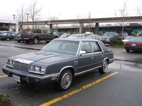 86 Chrysler New Yorker by Silvaplate S Profile In Vancouver Bc Cardomain
