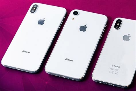 iphone xr  xs  xs  comparison preview phonearena