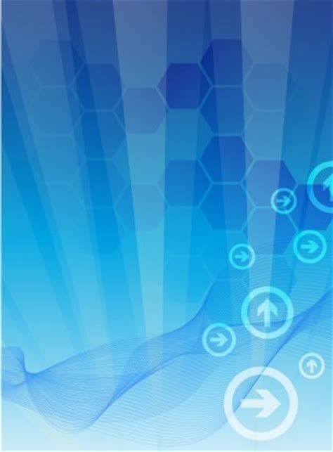 teknologi bisnis abstrak vektor abstrak vektor gratis