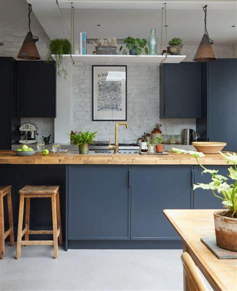 Blue Kitchen Ideas: Powder Blue, Navy Blue & Dark Kitchen