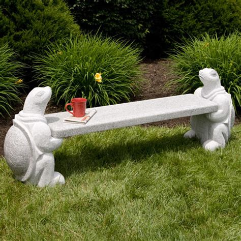 granite garden benches straight natural granite outdoor bench outdoor