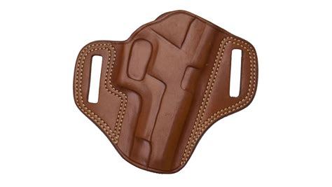 leather gun holster pistol pancake holster leather brown the specialists ltd