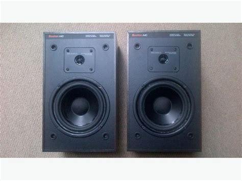 Advance Speaker A40 boston acoustic a40 series ii city