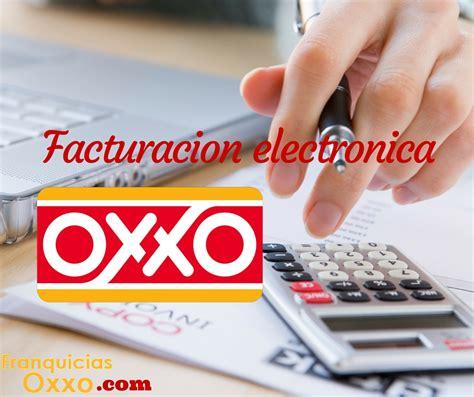cadena oxxo factura electronica facturaci 243 n oxxo desde internet generar factura cfdi