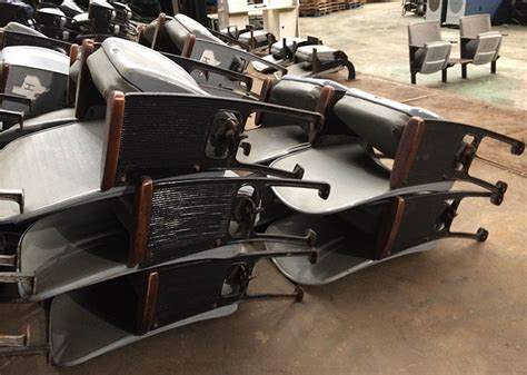 stadium seat mounts astrodome stadium seat chair stands and brackets