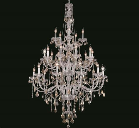 Chandeliers Large Verona Collection 25 Light Large Chandelier Grand Light