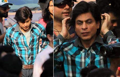 film fan wow shah rukh khan s fan logo is a treat for his fans