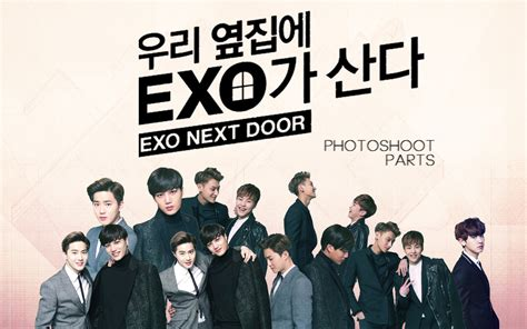 wallpaper exo next door exo next door ep 9 photoshoot wallpaper by luvkpop4eva