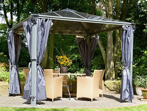 gazebo palermo palermo 3000 garden gazebo style your outdoor living