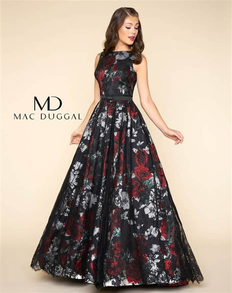 boat neck dress frock sleeveless boat neck floor length fit and flare ball