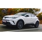 2017 Toyota C HR Hybrid Crossover SUV Exterior  Interior