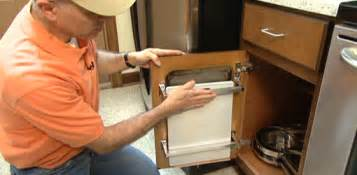 Dish Cabinet Rack Kitchen Cabinet Door Rack Today S Homeowner