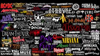 bands with a color in their name color science for band logos