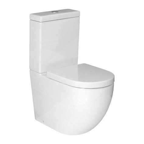 Plumb Back To Wall Toilet by Progetto Zen Back To Wall Toilet Suite Standard Seat On Sale