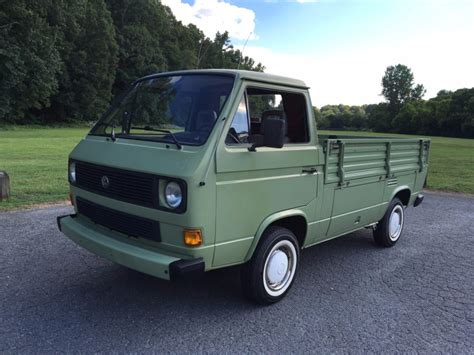 how to work on cars 1987 volkswagen type 2 engine control 1987 volkswagen single cab transporter for sale on bat auctions closed on march 1 2017 lot
