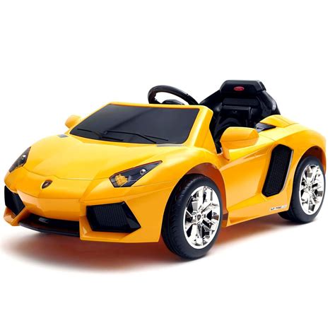 kid car lamborghini licensed 12v feber ferrari ride on electric car 163 299 99