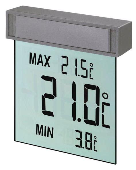 Sale Termometer Digital Merk Crown tfa raamthermometer kopen weerstationexpert nl experty 174