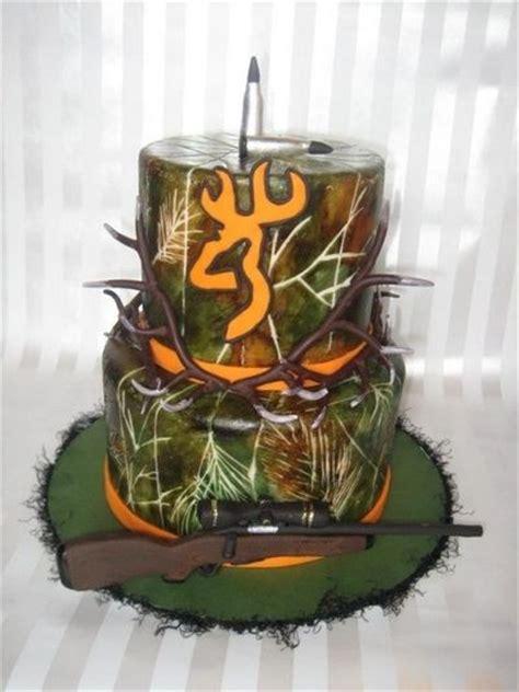 hunting cake  cool grooms cake wedding cakes juxtapost