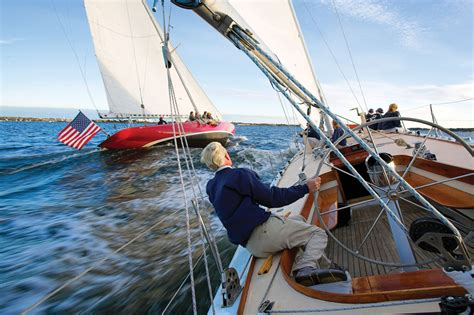 sailing boat volunteer on some boats it is best to never volunteer sail magazine