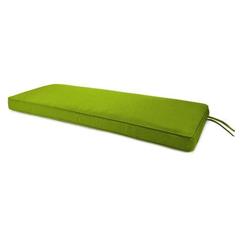sunbrella outdoor bench cushions home decorators collection sunbrella heather beige outdoor