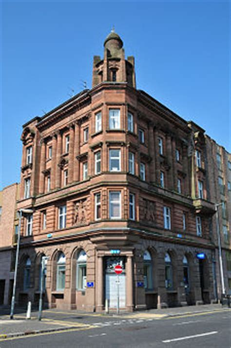 tsb bank scotland govan feature page on undiscovered scotland