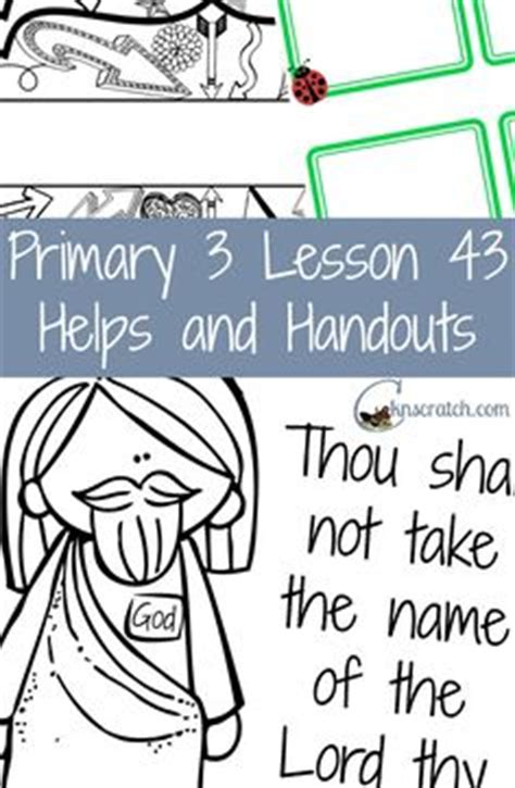 lds coloring pages follow the prophet behold your little ones lesson 24 quot i will follow the
