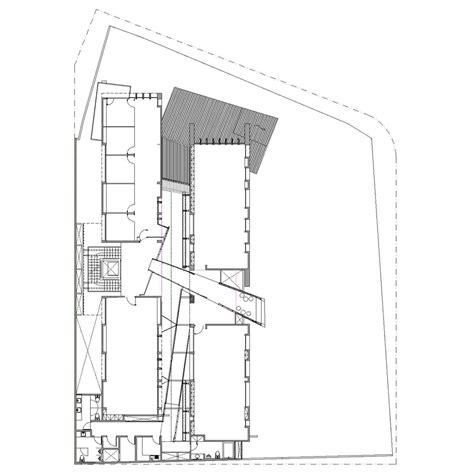 office block floor plans jakarta office block by wahana architects features