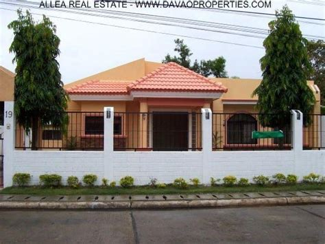 philippines house designs floor plans different types of house models plans philippines bungalow type