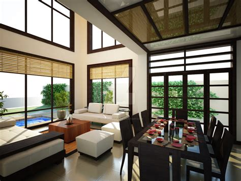 japanese inspired homes japanese inspired living room by islawpalitaw on deviantart