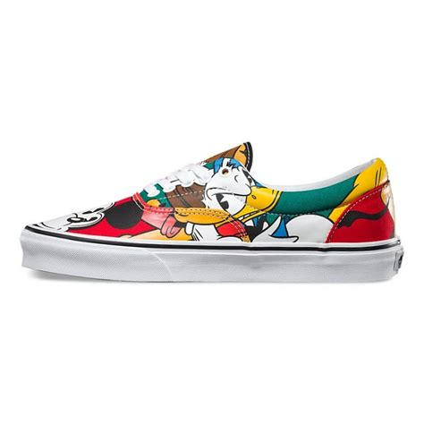 Vans Disney vans x disney era friends natterjacks