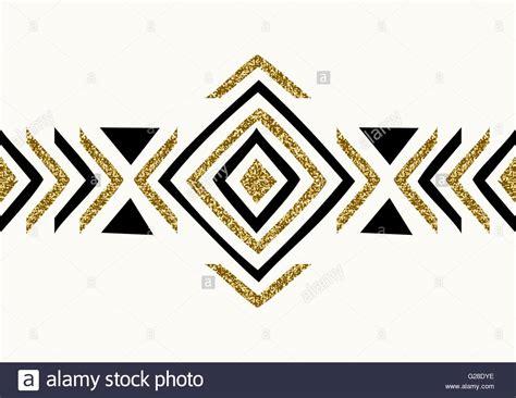 decorative geometric design abstract decorative geometric design in black and gold