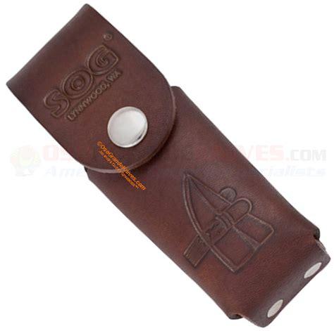 sog knife sheaths sog leather sheath only for sog powerassist osograndeknives