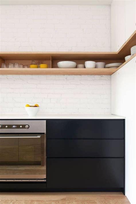 modern kitchen shelves 17 best ideas about open kitchen shelving on