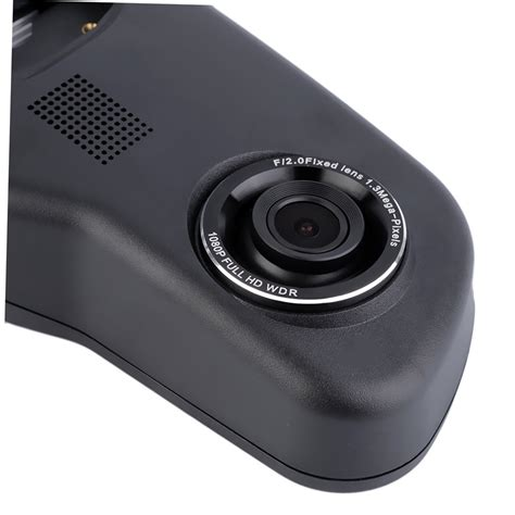 hd recorder for android hd rear view mirror gps wifi car dvr dual recorder for android gh ebay