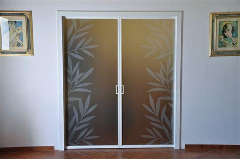 porte da interni con vetro vetro porte decorazione di interni ed esterni