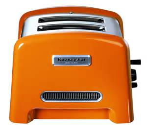 Hello Kitty Toasters Orange Toaster