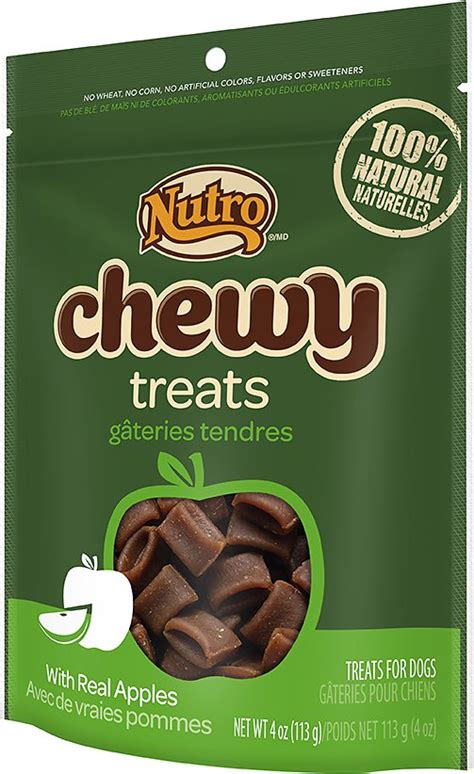 nutro food recall recall alert nutro chewy treats with real apples