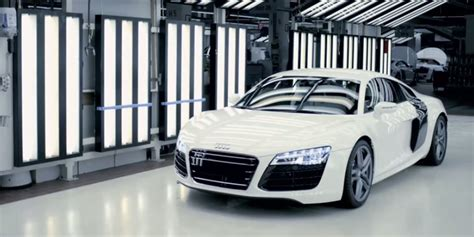 Audi Is Made Where by How The 2014 Audi R8 Is Made