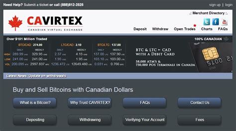 bitcoin exchange hacked bitcoin exchange cavirtex ceases activity after hack attack