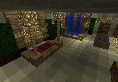 bedroom and cozy minecraft bedroom simple