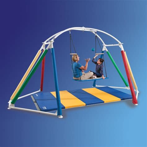 southpaw enterprises swing mantis portable suspension frame sensory integration