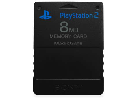 Sony Memory Card Ps2 8mb sony memory card 8mb ps2 getitnow gr