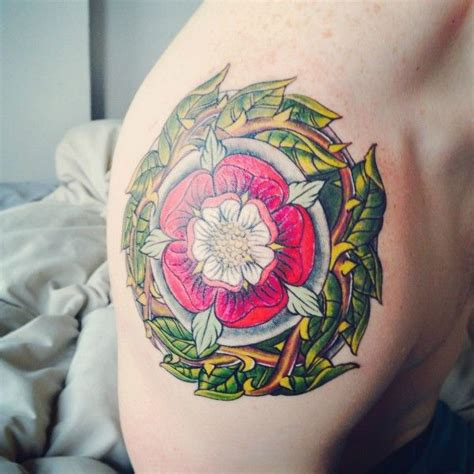 tudor rose tattoo 1000 ideas about tudor tattoos on