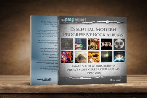 essential modern progressive rock albums images and words progã s most celebrated albums 1990 2016 books essential modern progressive rock albums book the prog